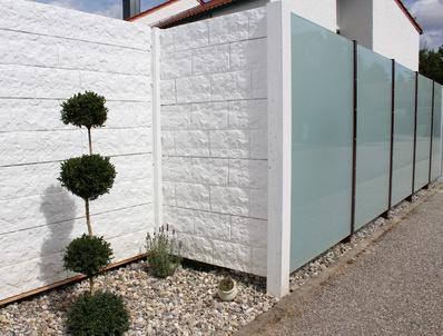 Sichtschutz Glas Garten ist genial design für ihr haus design ideen
