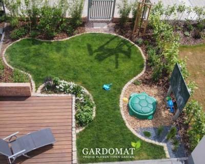 Gartenplanung archives gardomat for Gartengestaltung 150 qm