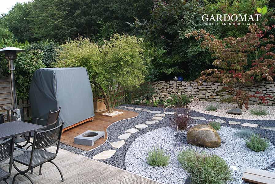 Kleiner Garten mit genial ideen für ihr haus ideen