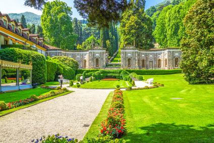 Italienische gartengestaltung der villa d 39 este gardomat for Gartengestaltung villa