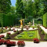 Gartengestaltung französisch-barock