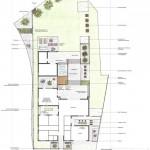 Ideenplan 3 puristischer Garten