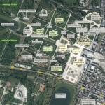 Gartenplan Schloss Versailles