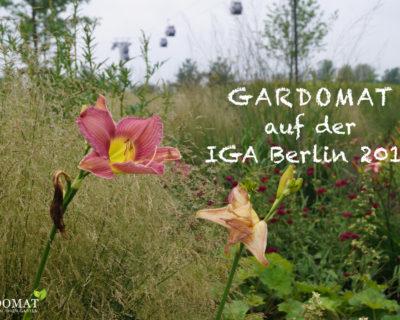Gardomat auf der IGA Berlin 2017