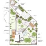 Ideenplan 1 vom klassischen Hausgarten