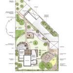 Ideenplan 2 vom klassischen Hausgarten