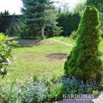 vorher Bild klassischer Hausgarten 3