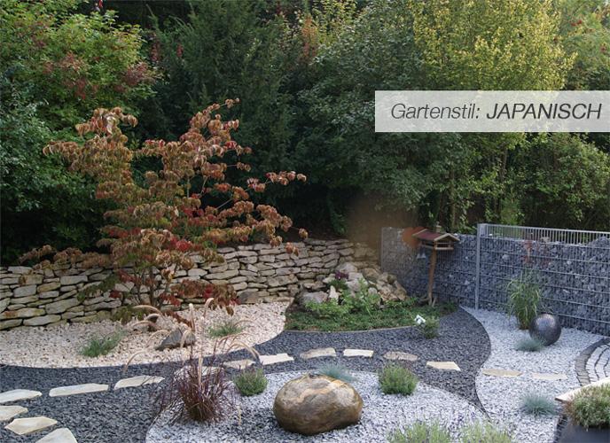 Außergewöhnlich Gartenstile – der JAPANISCHE Garten - Gardomat @PZ_87