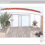 Ansicht-1-Dachterrasse-moderner-Referenzgarten-Portugal