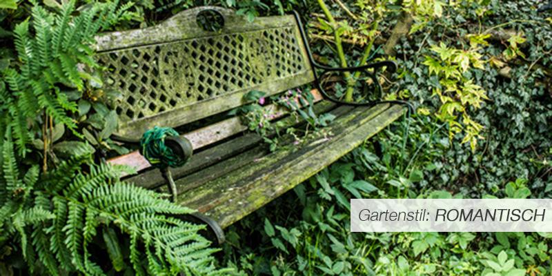 Gartenstile der romantische garten gardomat - Romantischer garten ...