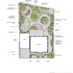 Ideenplan 1 romantischer Garten