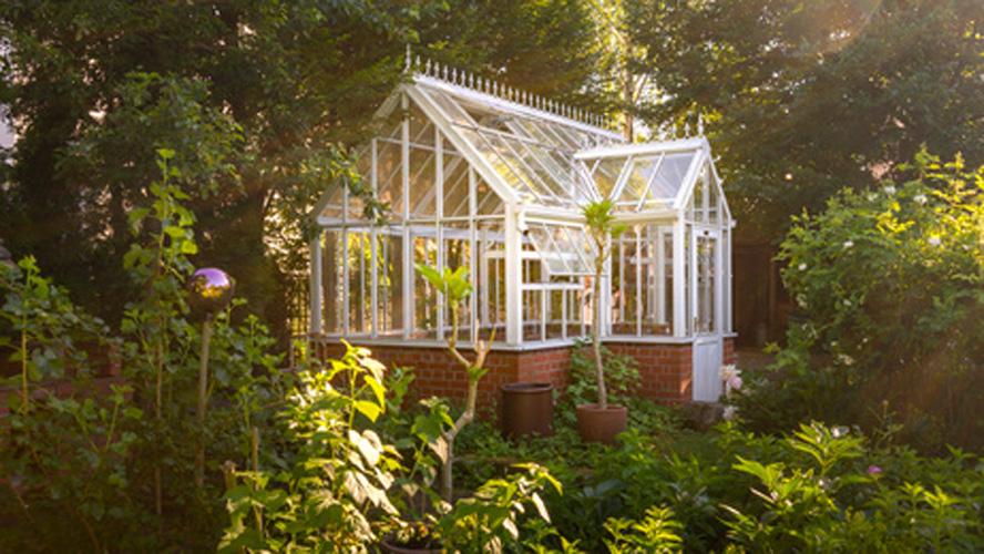 Prächtig Gartenstile – der ROMANTISCHE Garten - Gardomat #FF_23