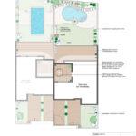 3. finaler Ideenplan Ferienhausgarten mit Schwung