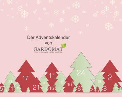 Adventskalender von Gardomat
