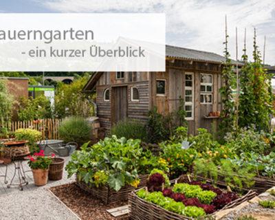 Einstiegsbild Bauerngarten - ein kurzer Überblick