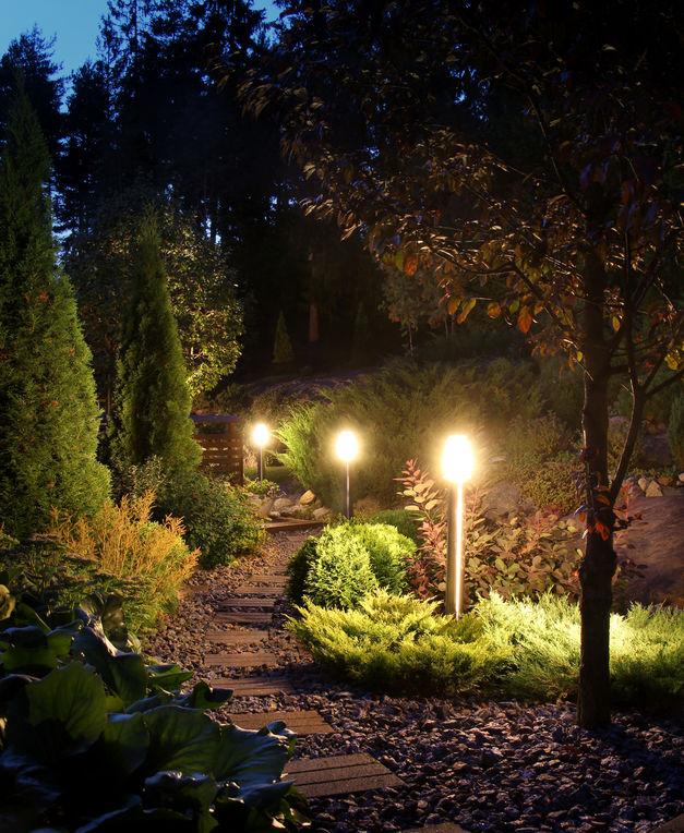 Einstieg Beleuchtung